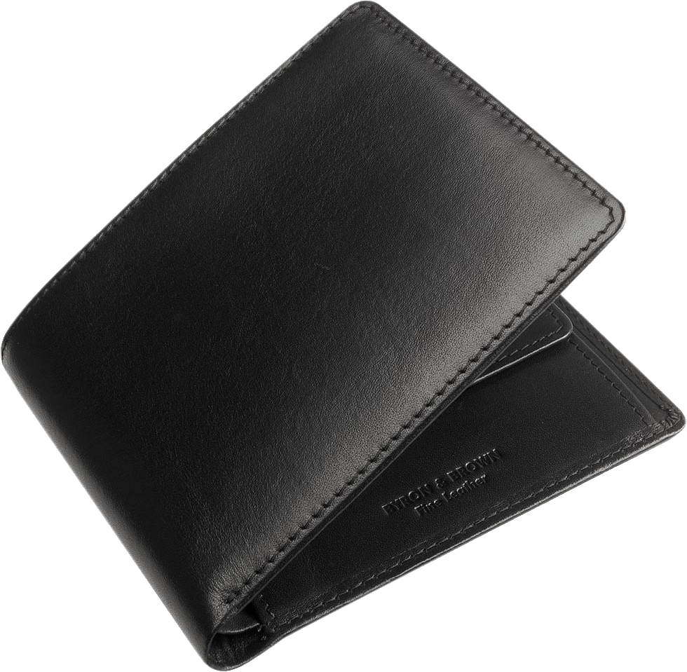 Black png image . Wallet transparent picture freeuse download