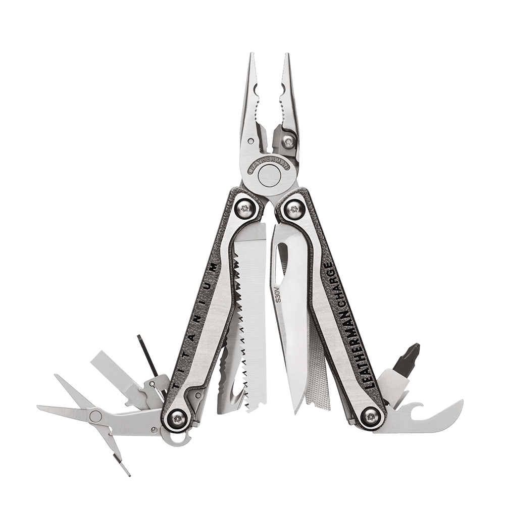 Leatherman clip charge. Tti titanium multi tool