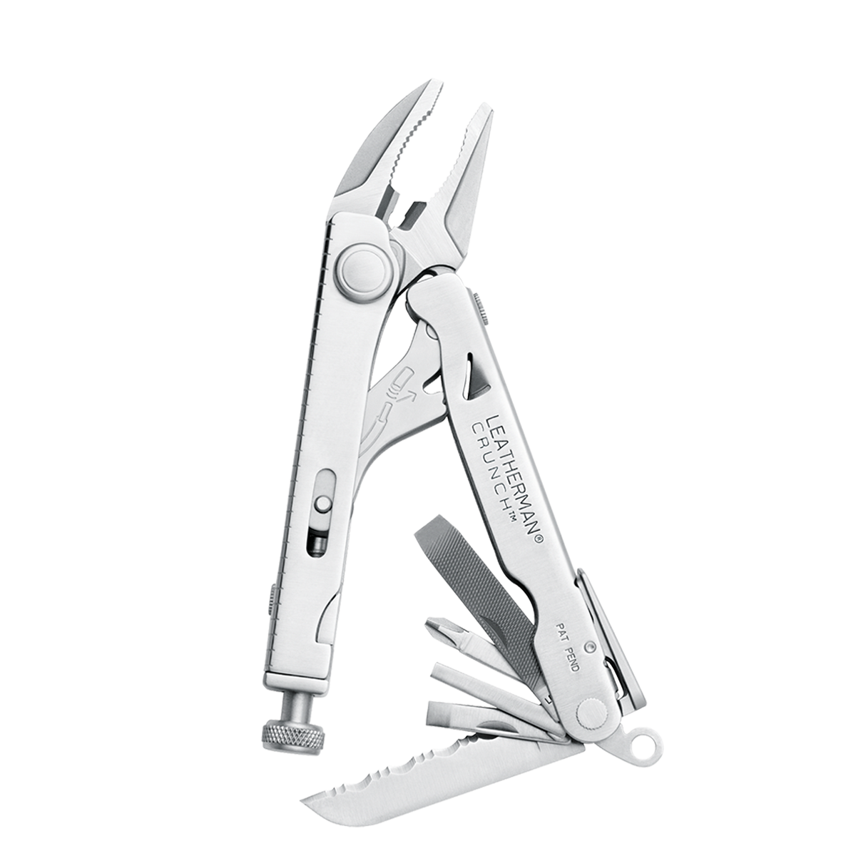 leatherman clip crunch