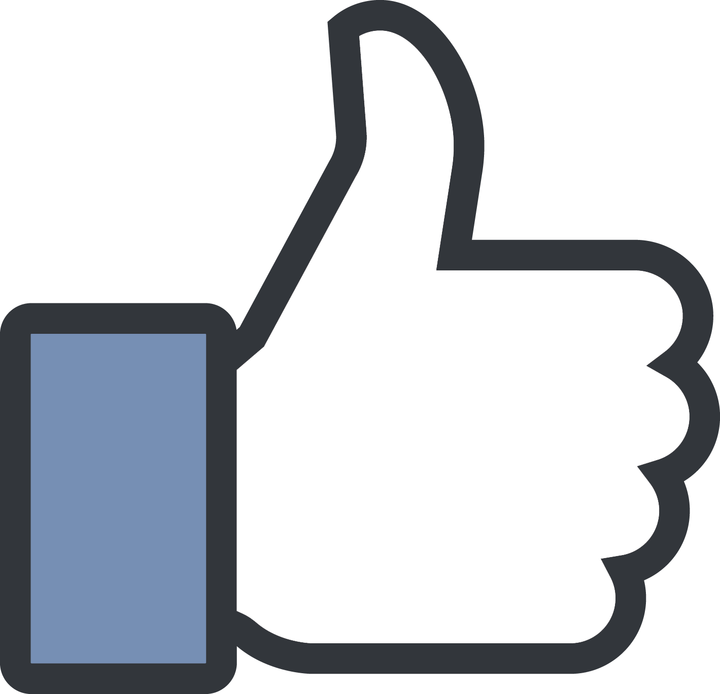 Youtube thumbs up png. Free like icon download