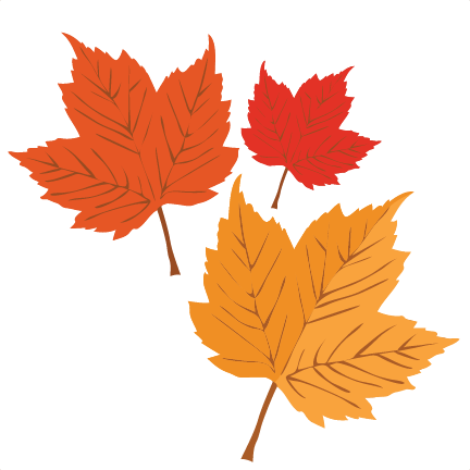 Leaves blowing png. Autumn silhouette at getdrawings