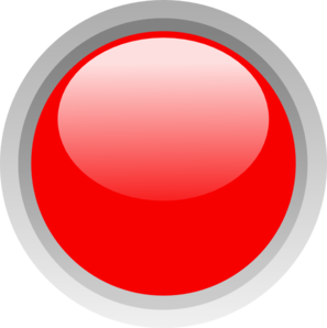 Red circle clip art. Led vector clipart freeuse stock