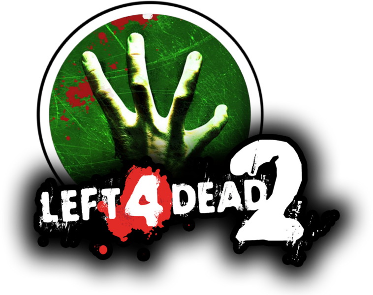Left 4 dead 2 logo png. Buy steam account and