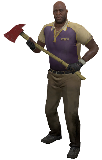 left 4 dead louis png