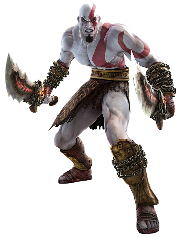 Image png world of. Kratos transparent shadow png black and white stock