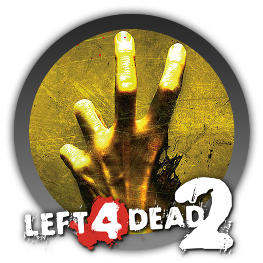 Left for dead 2 png. Icon by blagoicons on