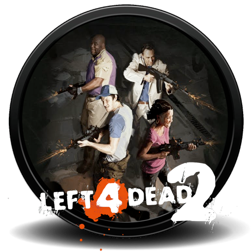 Left for dead 2 png. Gb