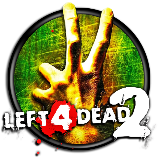 Left for dead 2 png. By dj fahr on