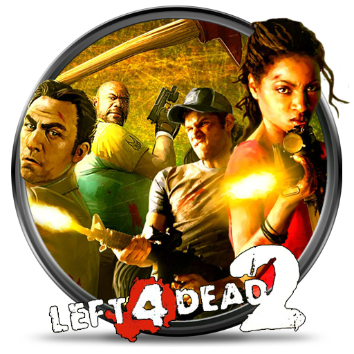 Left for dead 2 png. By solobrus on deviantart