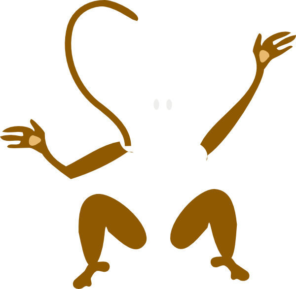 Cartoon arms and legs png