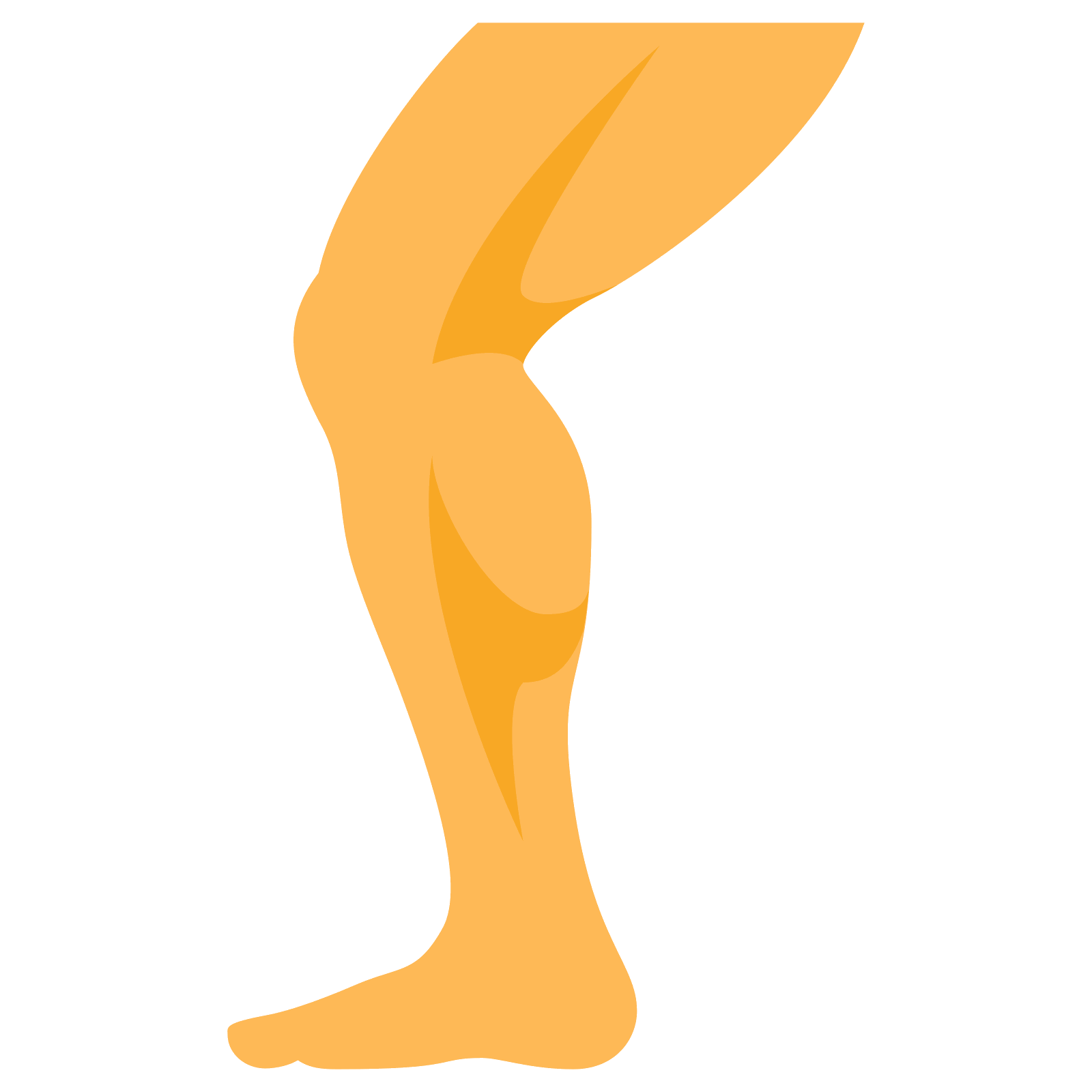 Legs vector png. Leg icon free download