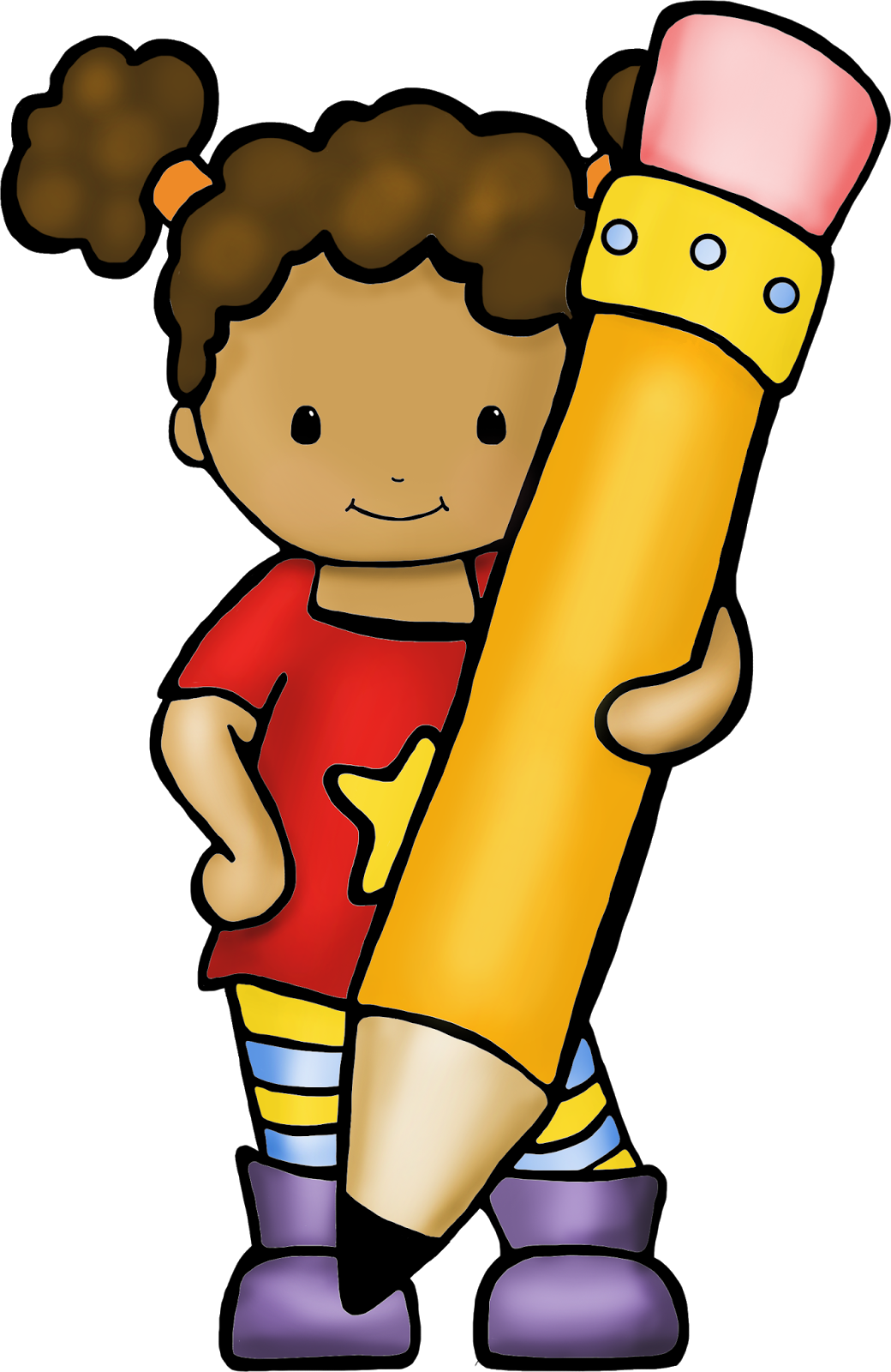 School clip whimsy. Workshop teaching differentiation clipart