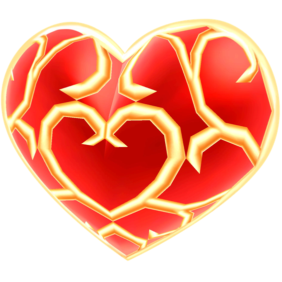 Legend of zelda heart png. Image container icon nintendo