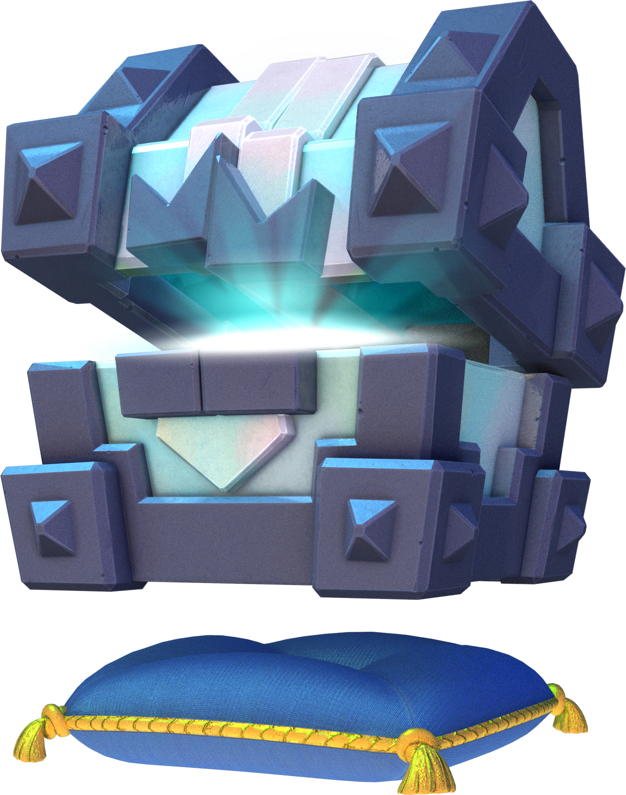 Legendary chest png. Image kings clash royale