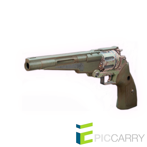 Legendary hand cannon png. Buy the old