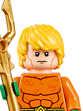 Lego aquaman png. Dimensions characters and minifigures