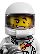 Lego astronaut png. Spaceman minifigures characters and