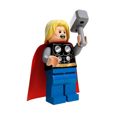 Lego background png. Thor clipart