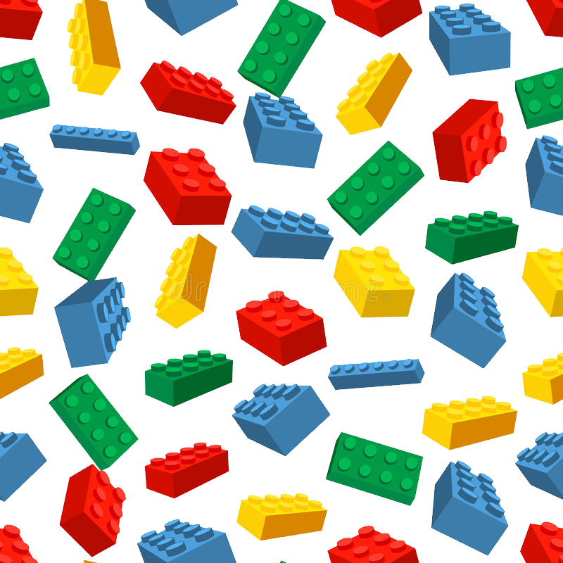 Lego background png. Image with transparent