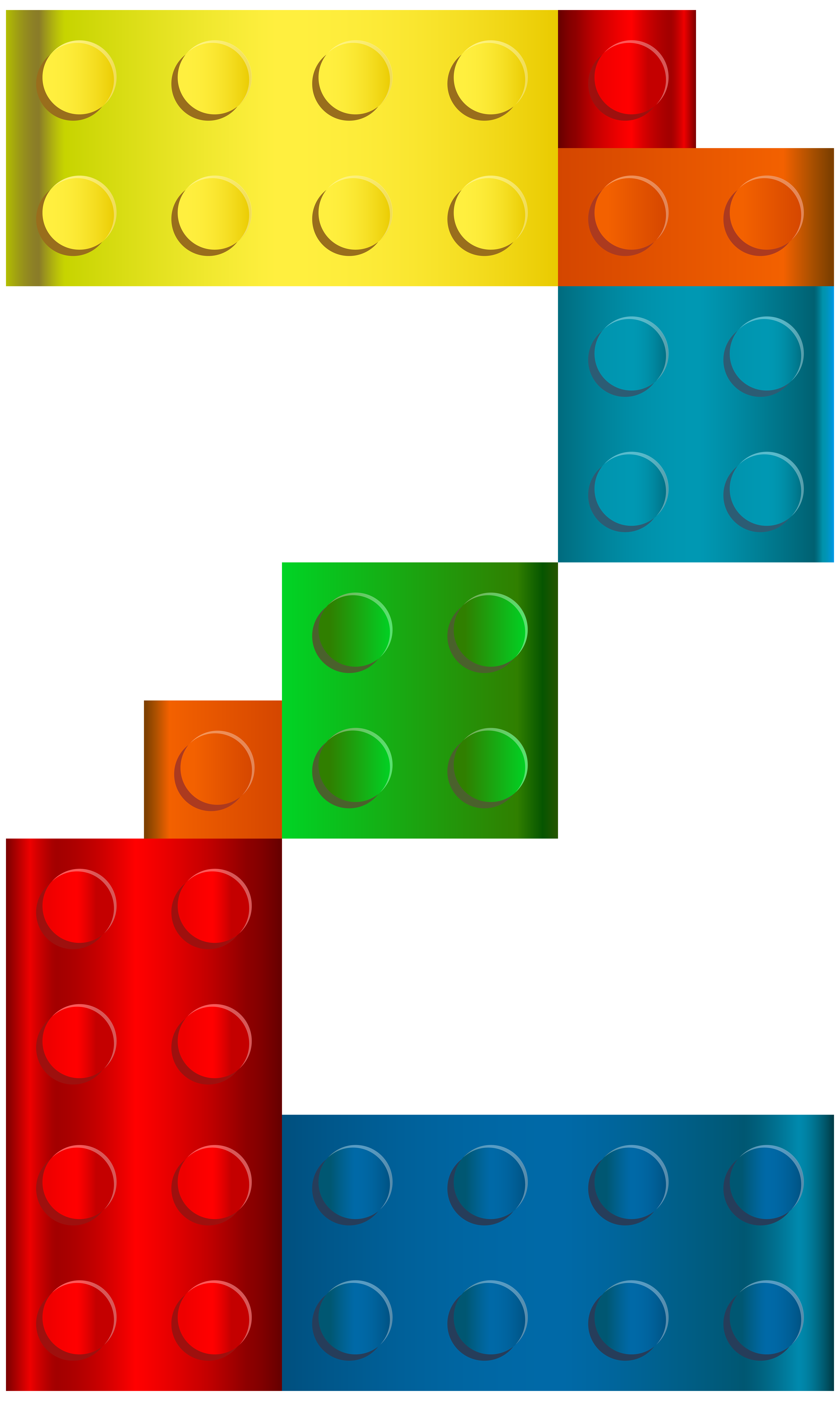 legos transparent rectangle