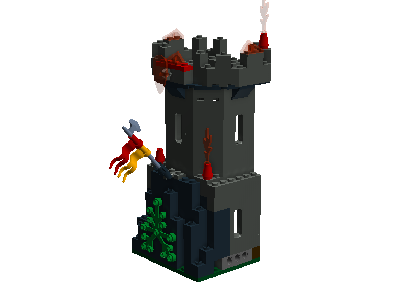 Castle tower png