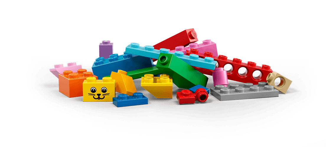 Lego bricks png. What is house step