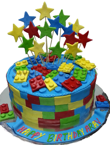 Lego cake png. Best shop in chembur