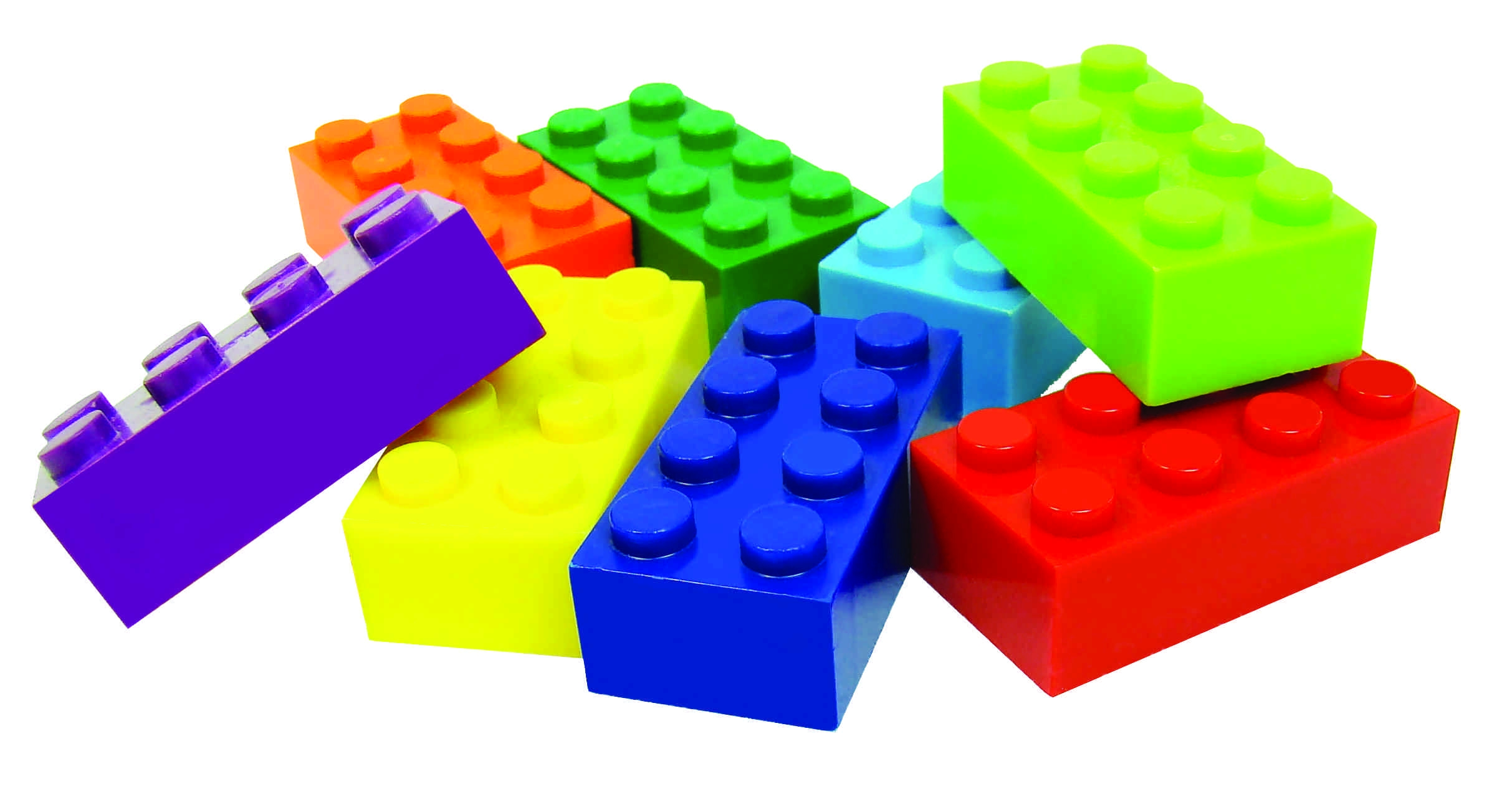 Lego clipart. New design digital collection