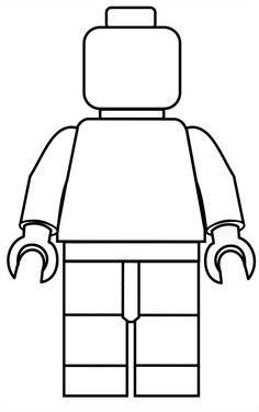 Lego clipart black and white. Clip art free best