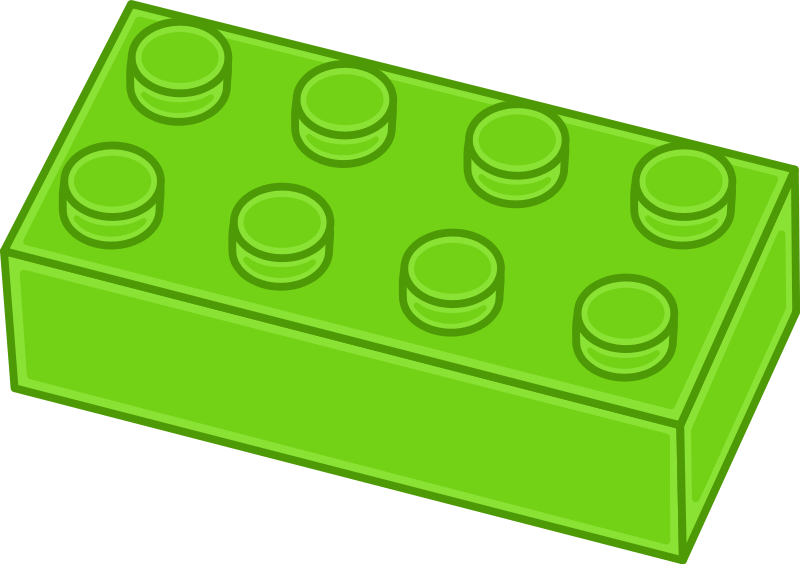 Lego clipart number 5. Clip art library license