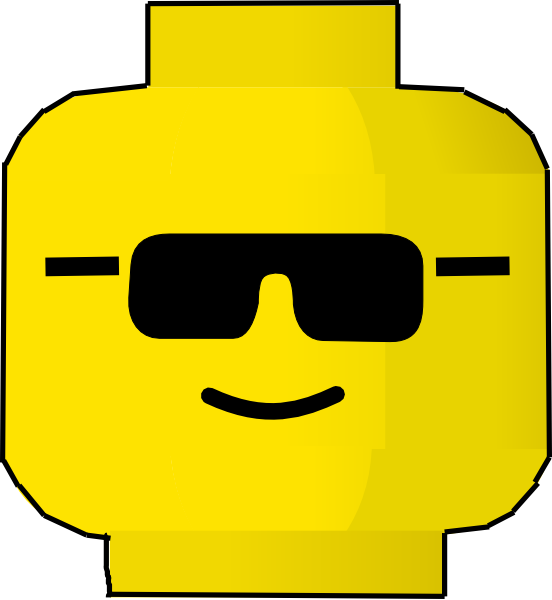 Lego clipart number 5. Cool clip art at