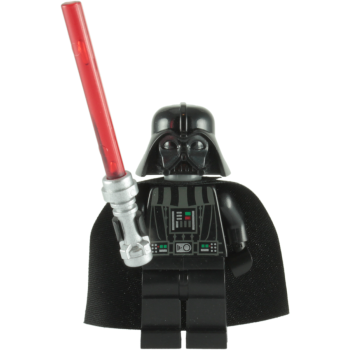 Lego darth vader png. Buy minifigure with red