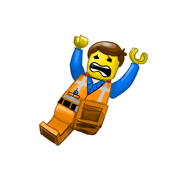 Lego emmet png. Movie by alorathedragon on