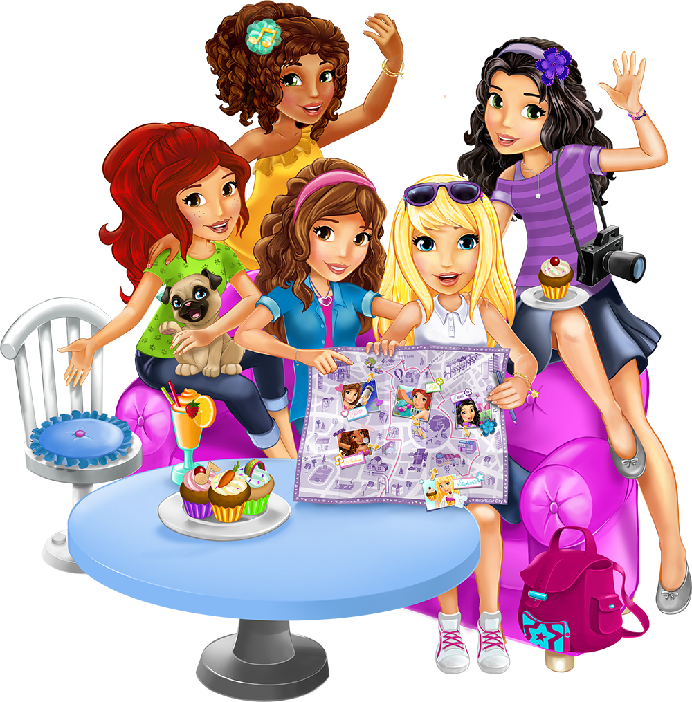 Lego friends png. Image quiz girls wiki