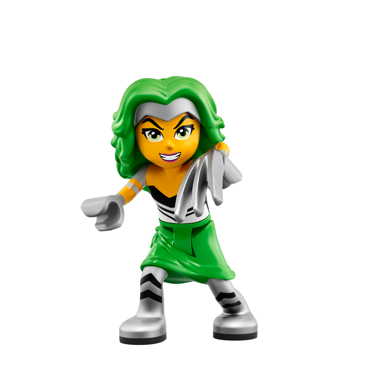 Lego girl png. Mad harriet dc super