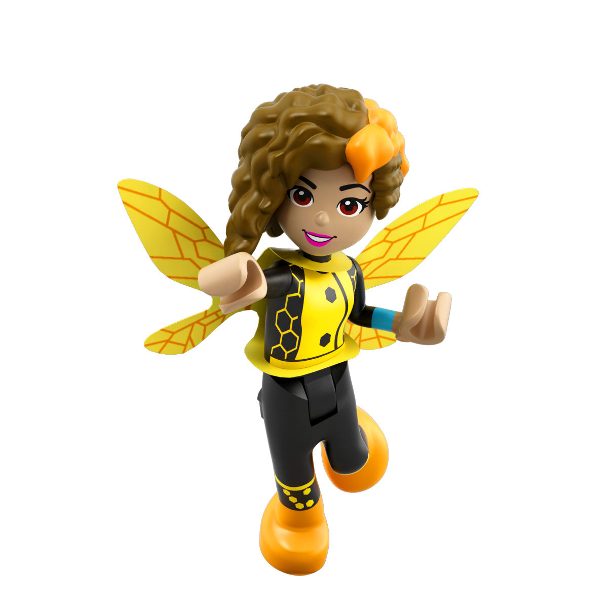 Lego girl png. Bumblebee dc super hero