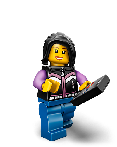 Lego girl png. Flashcards on tinycards