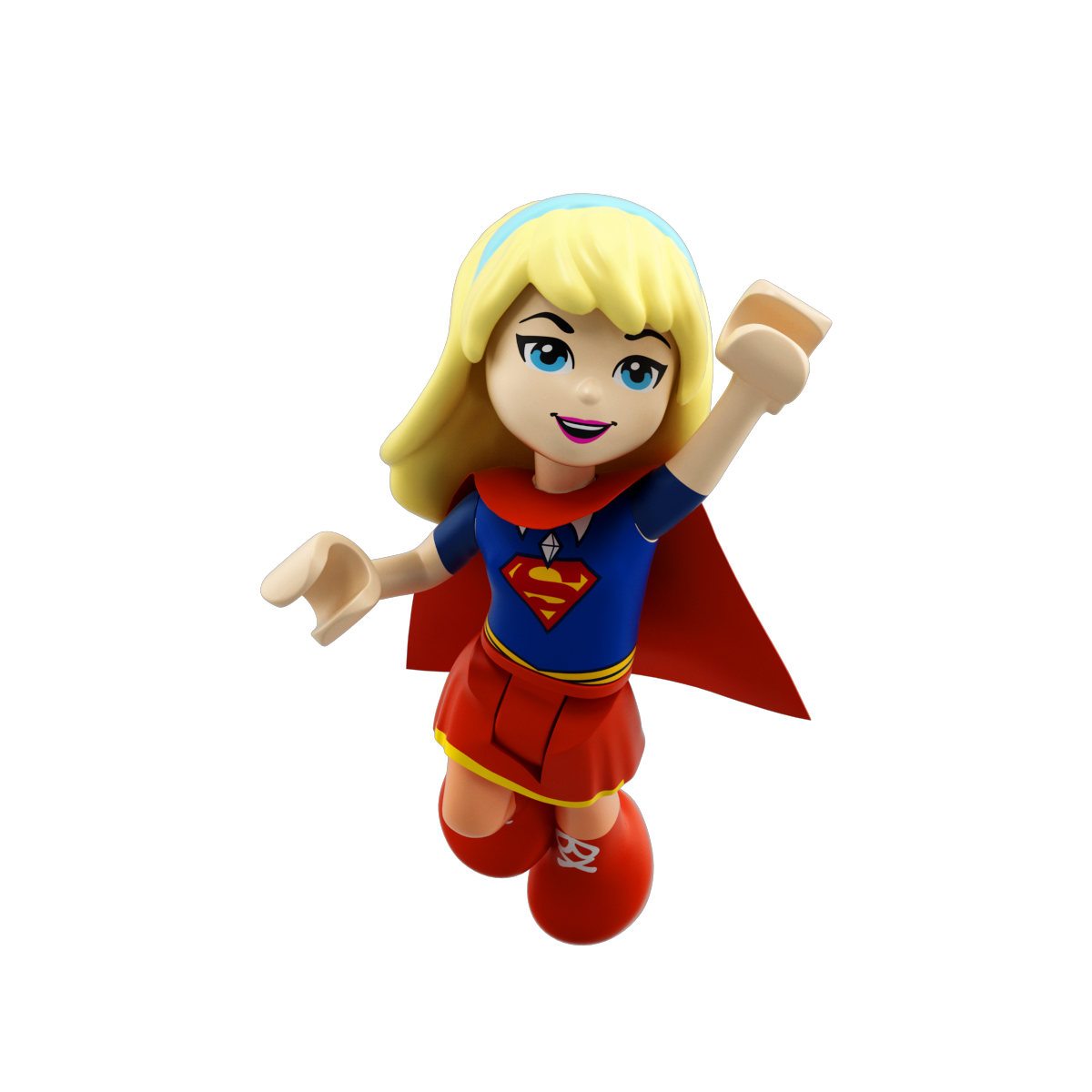 Lego girl png. Supergirl dc super hero