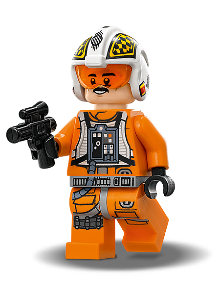 Transparent lego tiny. Star wars characters and