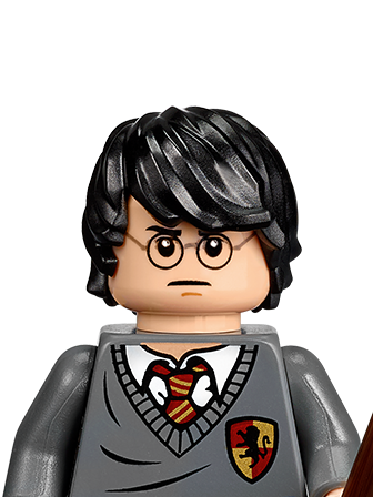 character transparent harry potter