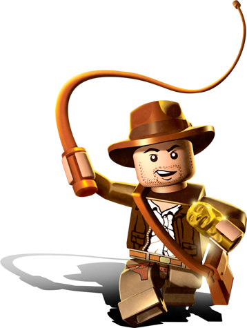 lego indiana jones png