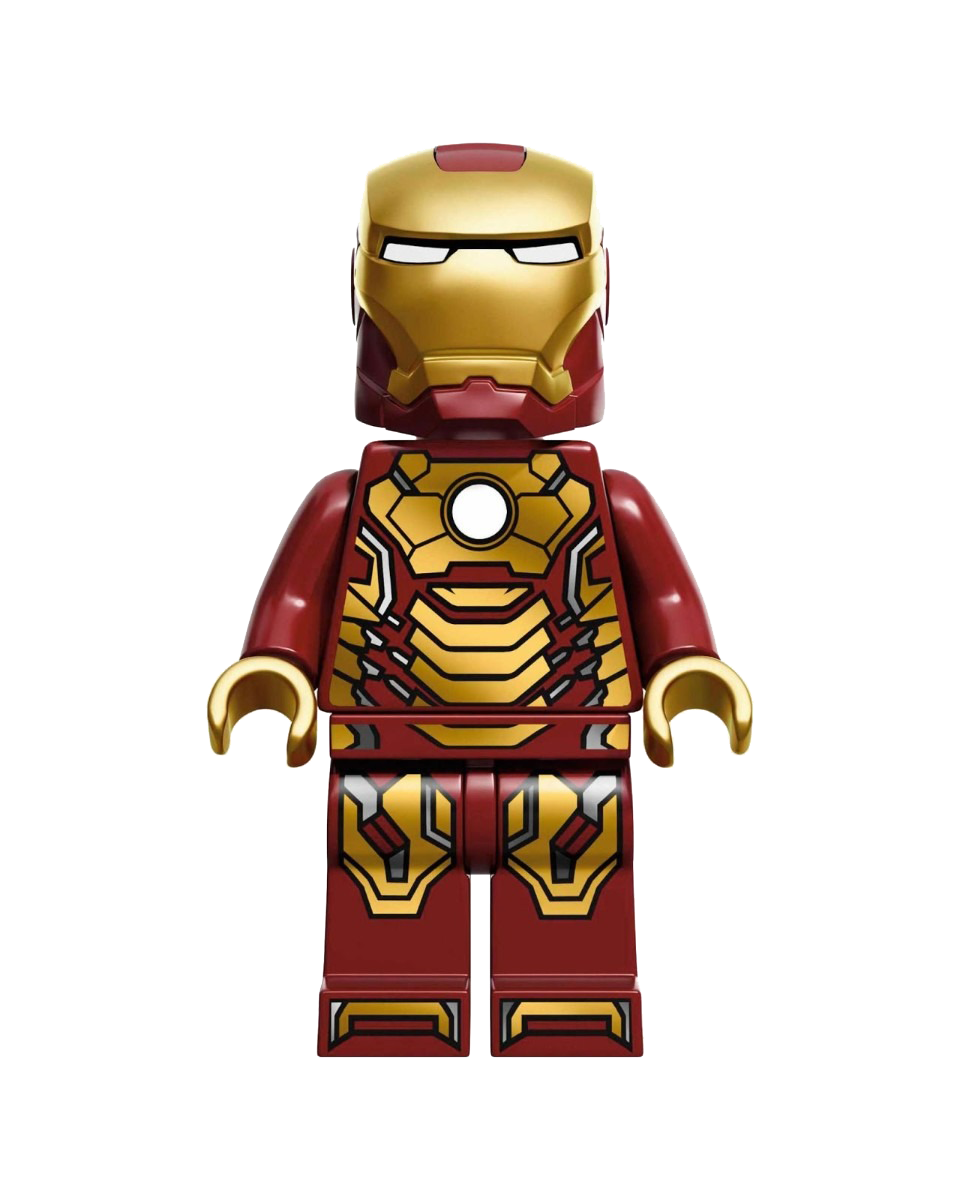 Lego iron man png. Clipart