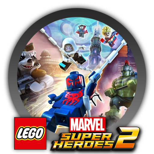 Marvel super heroes png. Lego icon by blagoicons
