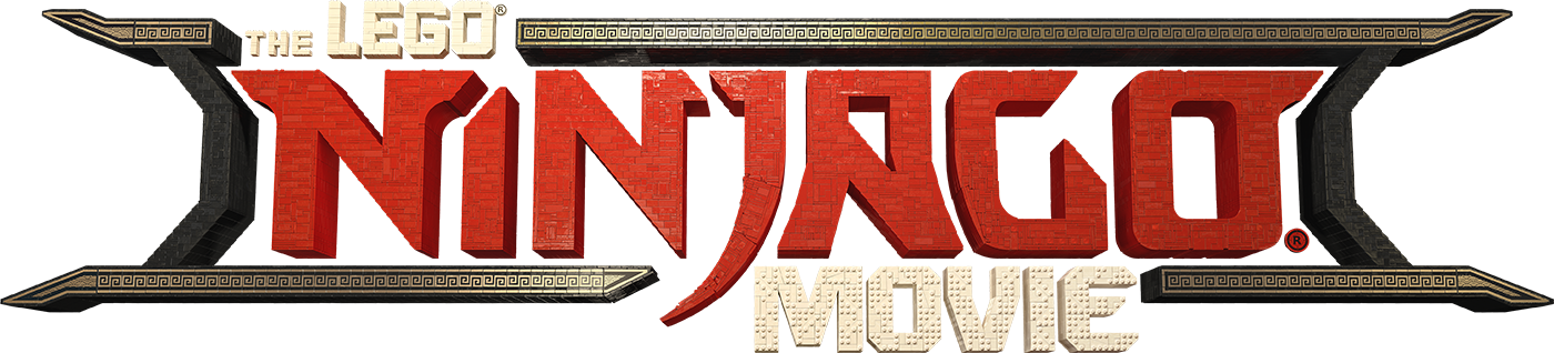 Lego ninjago logo png. The movie official site