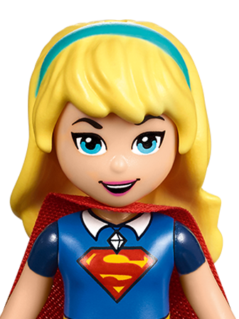 Lego supergirl png. Dc super hero girls