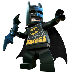legos transparent batman