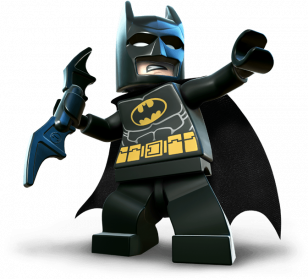 Legos transparent character. The lego movie png