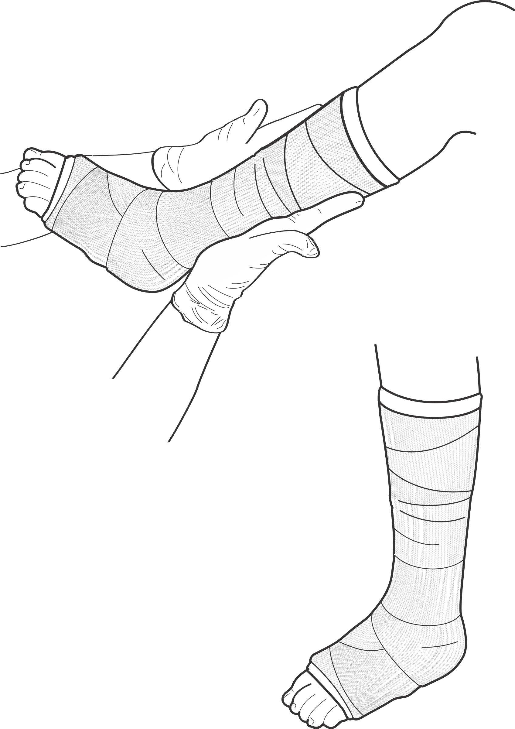 Drawing leg. Cast icons png free