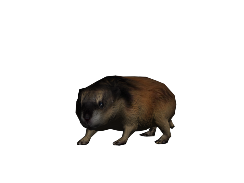 lemming animal png