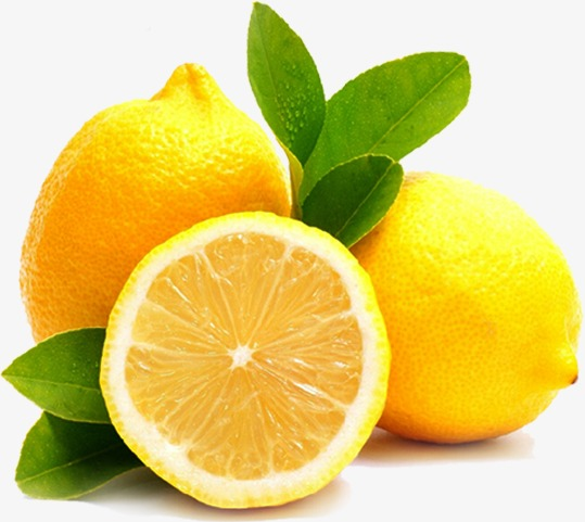Lemon clipart. Fruit png image and